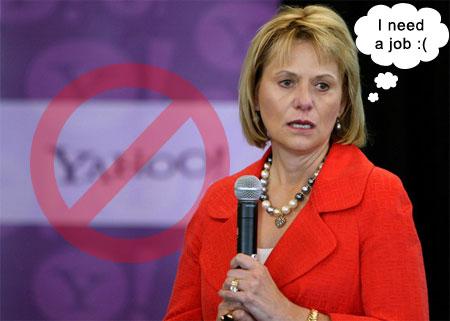 Yahoo ousts CEO Carol Bartz.