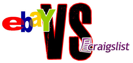 EBay vs. Craigslist Lawsuit Heats Up.